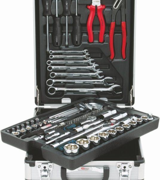 Gereedschapset 90-delig KS-Tools