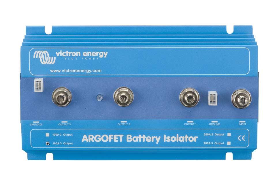 Argo FET Battery Isolator Victron