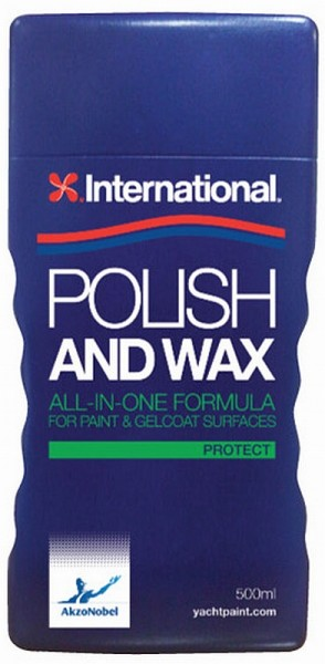 BoatCare Polish and Wax