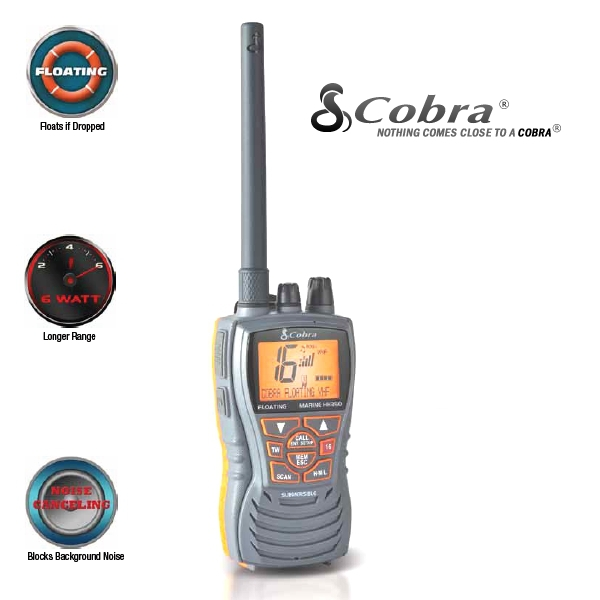 Cobra HH350