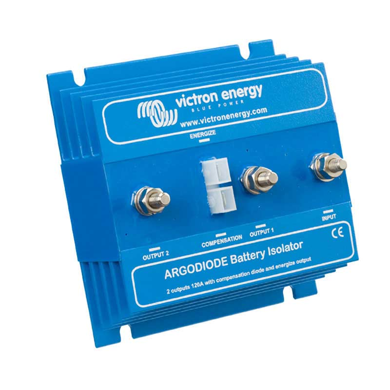 Diode Battery Combiner BCD