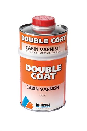 Double Coat - Cabin Varnish - Satin