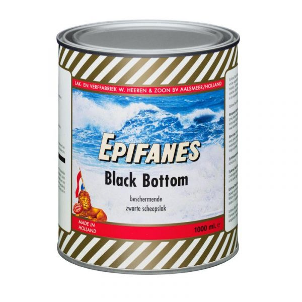 Epifanes black Bottom 4L