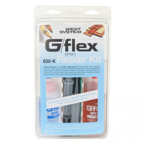 West System G/flex Epoxy 650-K Repair Kit