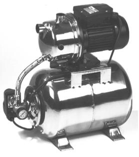 Hydrofoor Lowara SGM-5 230 volt