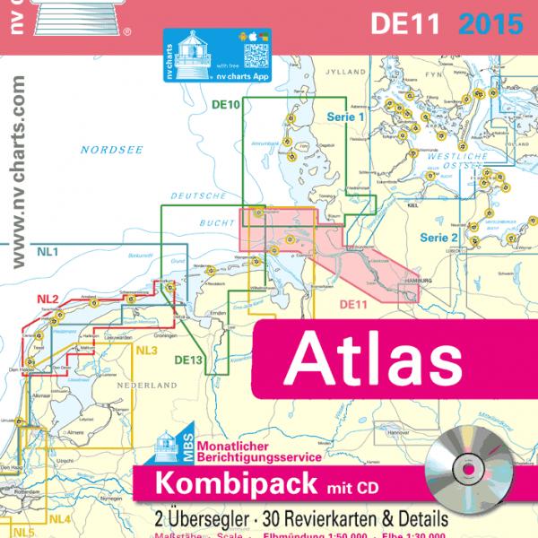 NV.Atlas Duitsland - Elbe