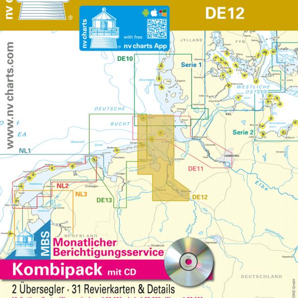 NV.Atlas Duitsland - Weser