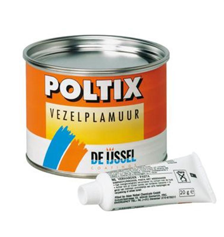 Poltix - Vezelplamuur