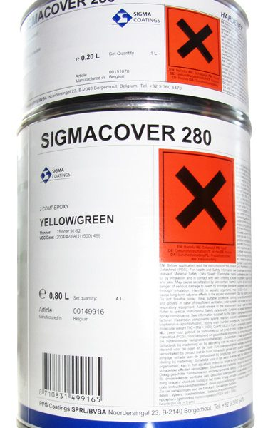 Sigmacover 280 1L