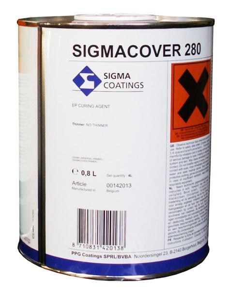 Sigmacover 280 Verharder [0,8 L]