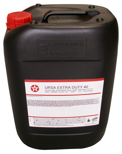 Texaco URSA Extra Duty 40