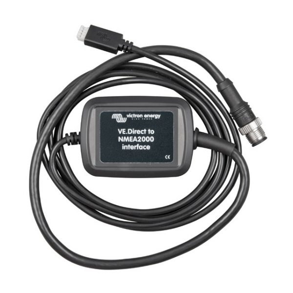 VE.Direct to NMEA2000 interface