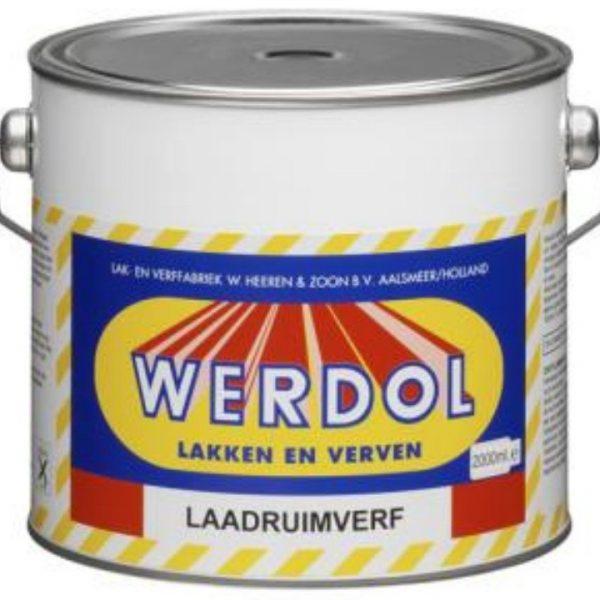 Werdol Laadruimverf
