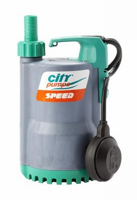 City Pumps Speed 50M Dompelpomp