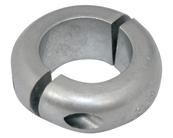 Aluminium ring anode 40 mm