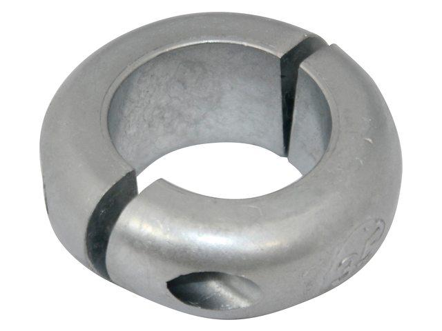 Aluminium ring anode 40 mm