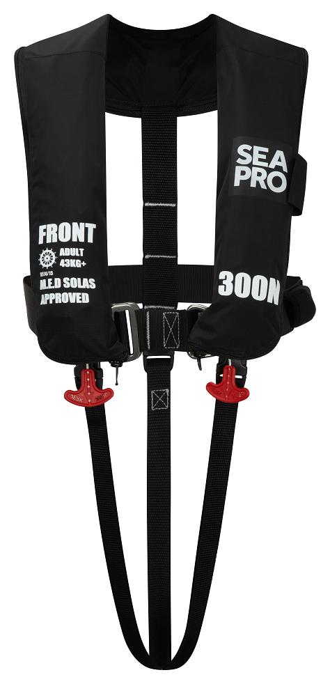 Marinepool 300N - Sea Pro SOLAS
