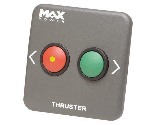 Max Power Bedieningspaneel Grijs Tiptoets