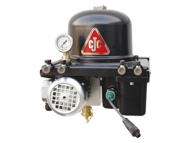 CJC brandstof omloop filtersysteem