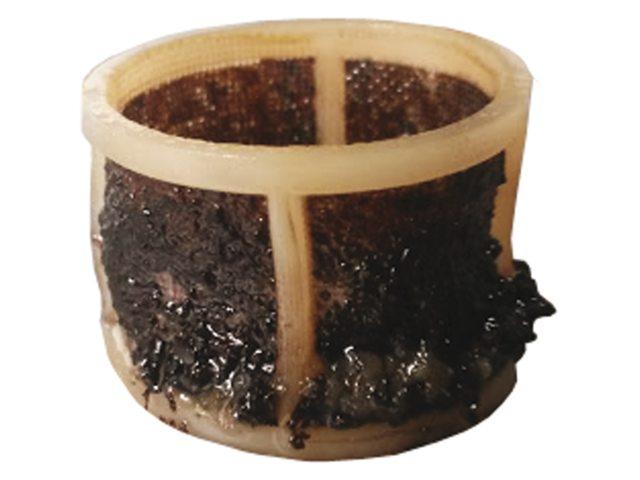 CJC brandstof omloop filtersysteem Korf