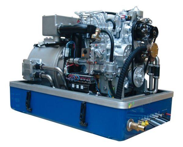 Fischer Panda Marine Generator 1500 toeren Heavy Duty Line