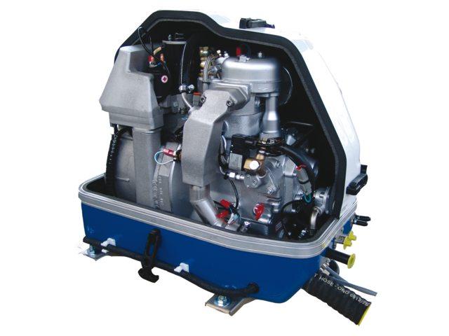Fischer Panda Marine generatoren 3000 toeren Basic Line