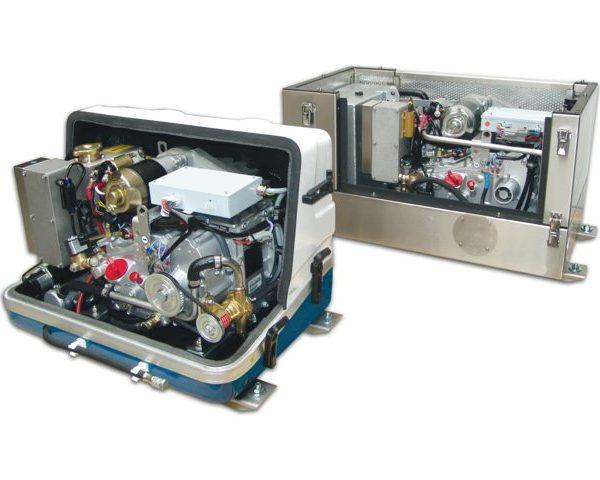 Fischer Panda Marine generatoren Inverter Line