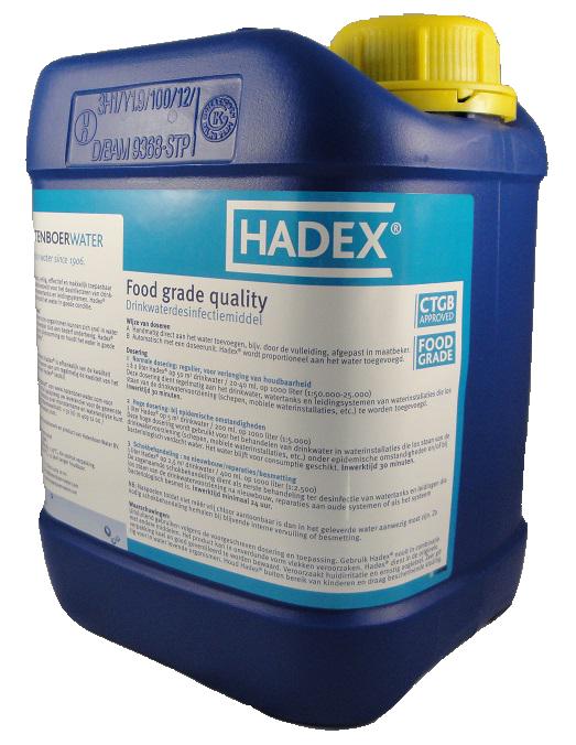 Hadex 2.5L