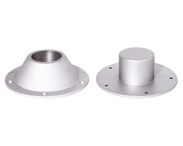 Aluminium tafelvoeten