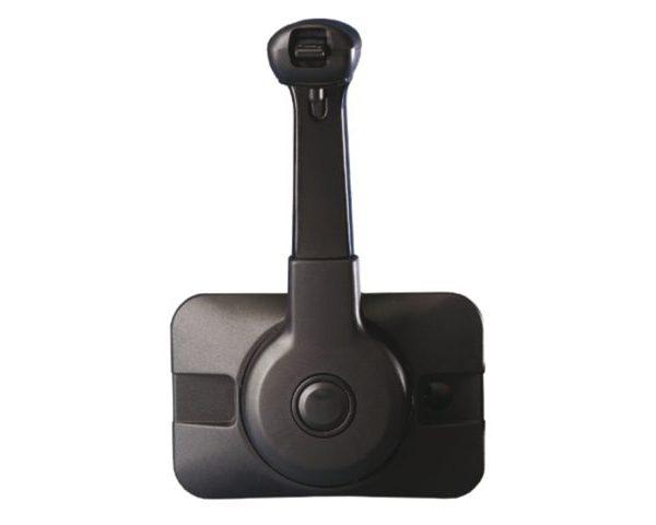 Teleflex-Morse hendel SL3 zijmontage