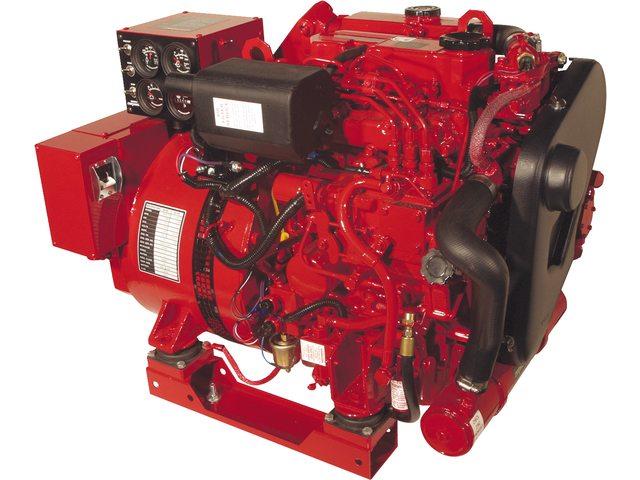 Westerbeke 3-fase generatoren