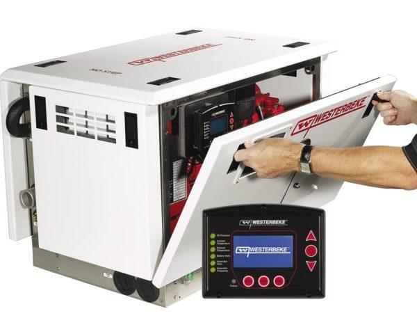 Westerbeke NMEA2000 Generator Digitale 1-Fase