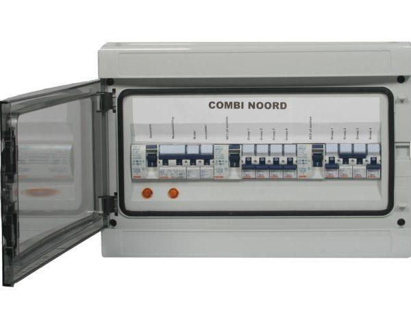 AC Verdeelkast Combi Noord