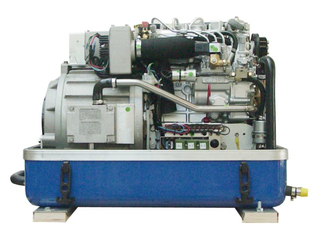 Fischer Panda Marine generator 3000 toeren Premium Line