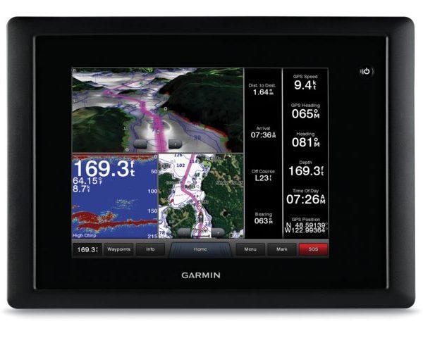 Garmin GPSMAP 8000 serie (met touchscreen)
