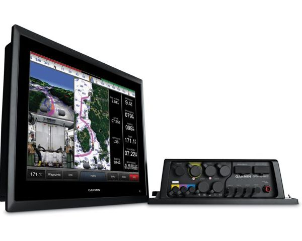 Garmin GPSMAP 8500 black box-systeem