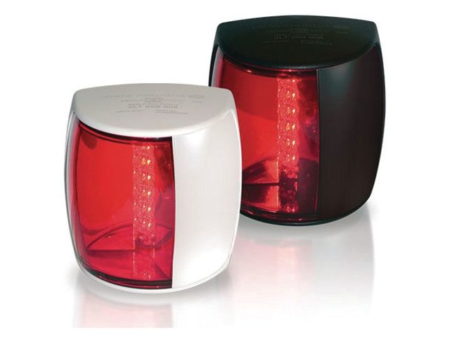 Hella Navigatieverlichting LED Pro serie met Ultra Heavy Duty Lens Rood