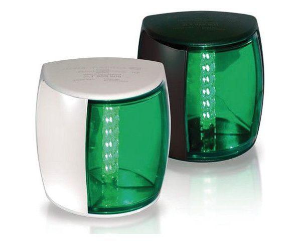 Hella Navigatieverlichting LED Pro serie met Ultra Heavy Duty Lens Groen
