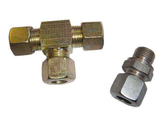 Hydrauliek Koppeling