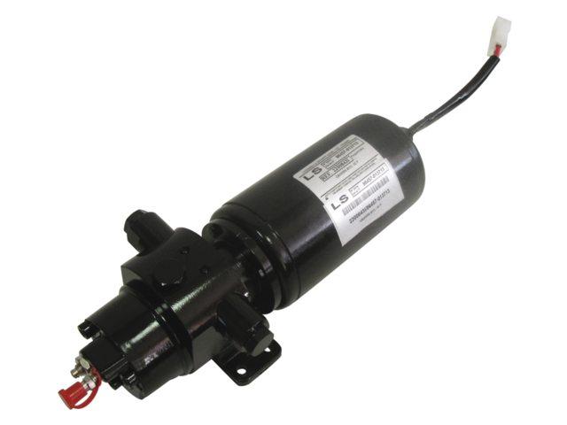 Hydraulische pompset electrisch RV2