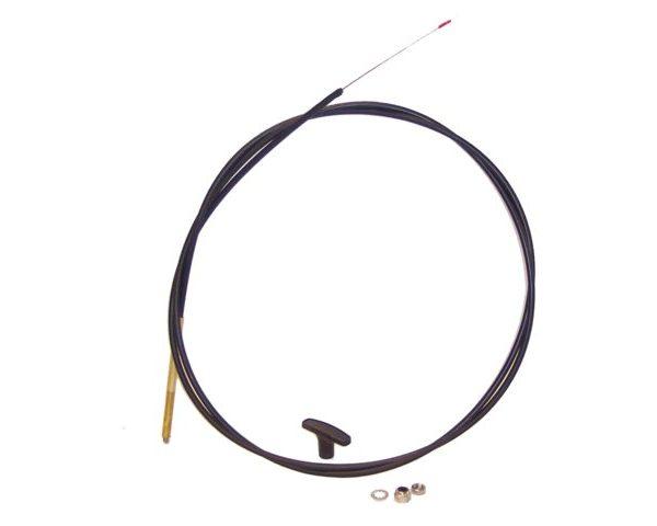 Morse Stopkabel met Pivot en T-Hendel