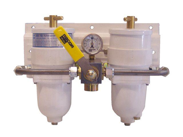 Racor Turbine Brandstoffilter