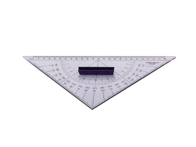 Talamex Navigatie Driehoek met Gradering
