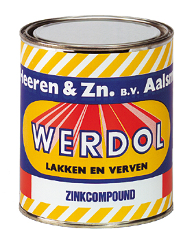 Werdol Zinkcompound