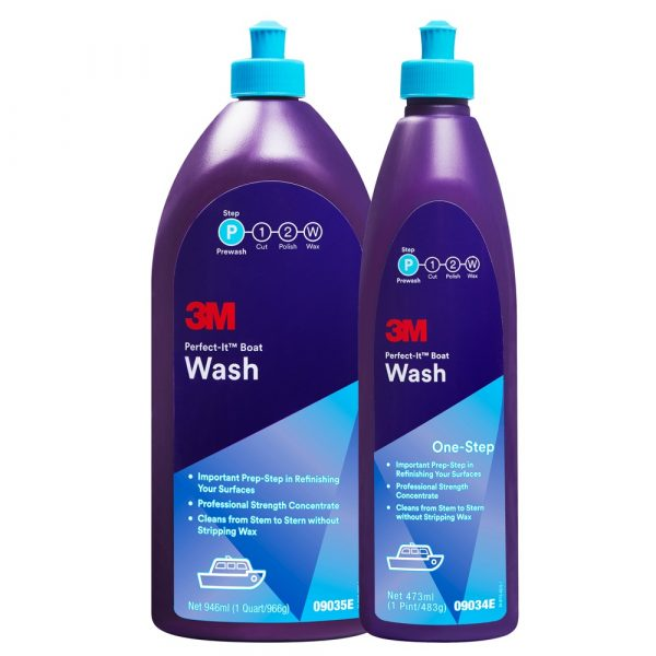 3M Perfect it - Boat Wash [1L]