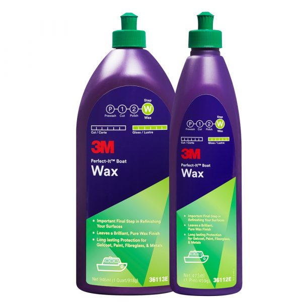 3M Perfect-it - Gelcoat Wax