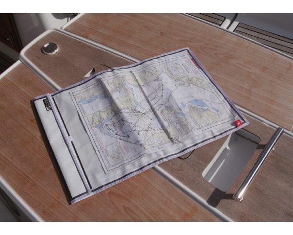 G-Nautics zeekaart hoes