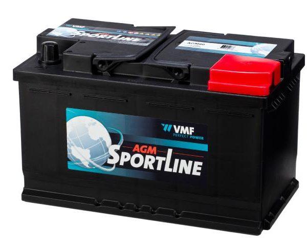 VMF Sportline AGM Accu 12V