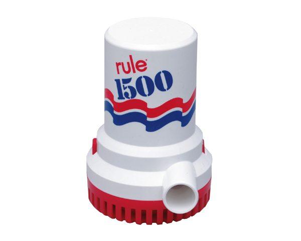 Rule 1500 Bilge Pomp