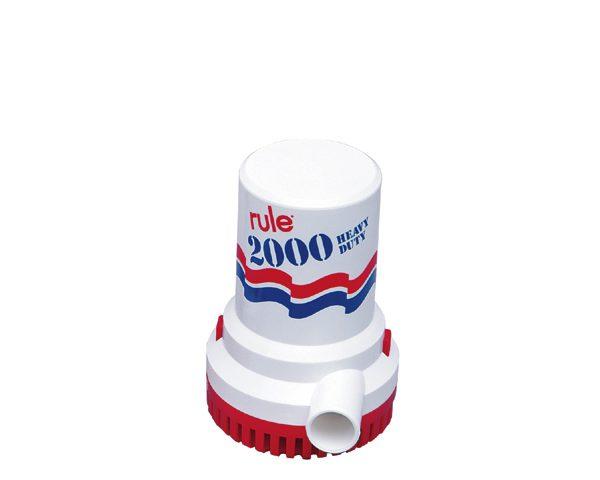 Rule 2000 Bilge Pomp